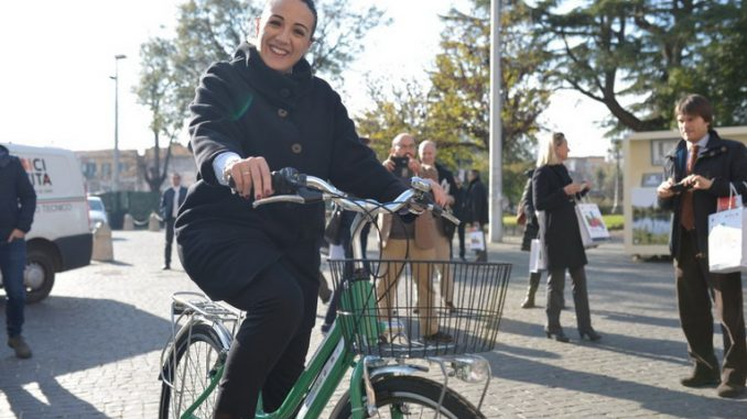 Cisterna di Latina - Partito il servizio di Bike Sharing