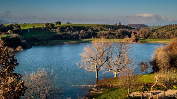 Cori, Monumento Naturale Lago di Giulianello: approvato Regolamento di Gestione
