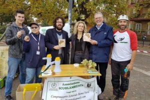 Festa dell'Albero 2016, a Cerveteri prosegue il tour nelle scuole dell'Amministrazione comunale