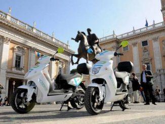"""Roma, Meleo: """"Entro aprile 250 mezzi per nuovo servizio scooter-sharing elettrico"""""""