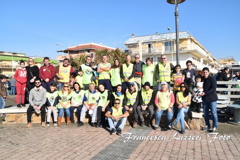 Ladispoli, soddisfazione di Fare Verde per la grande partecipazione a 'Il mare d'inverno'