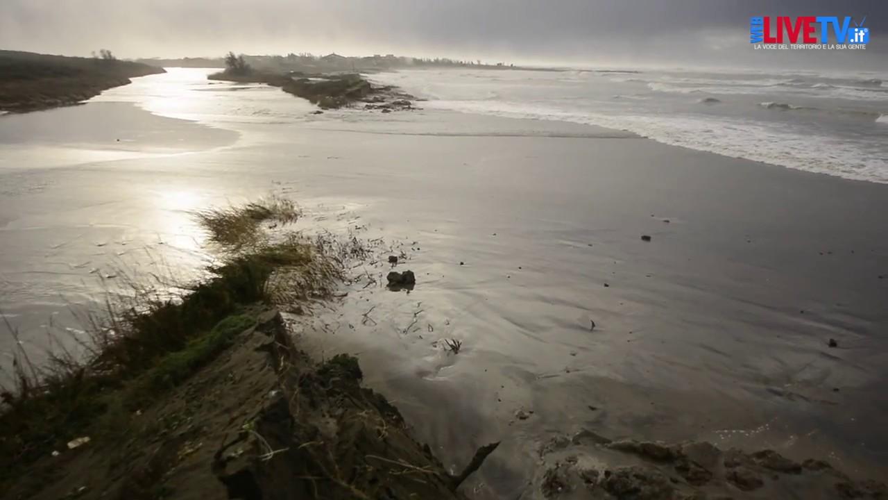 Emergenza erosione Focene nord, serve un intervento serio