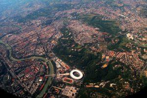 Aree verdi e parchi di Roma, tanti spazi per le attività all'aperto