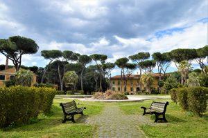 Parco Santa Maria della Pietà a Monte Mario, oasi perfetta per tutta la famiglia