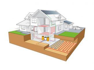 Geotermia, fonte di energia rinnovabile che coprirebbe il 50% dei consumi