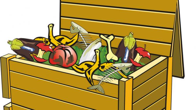 Compostaggio domestico, dove posizionare il contenitore