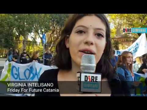 """Fridays For Future, Catania: """"Sindaco non ci ha dato risposte"""""""