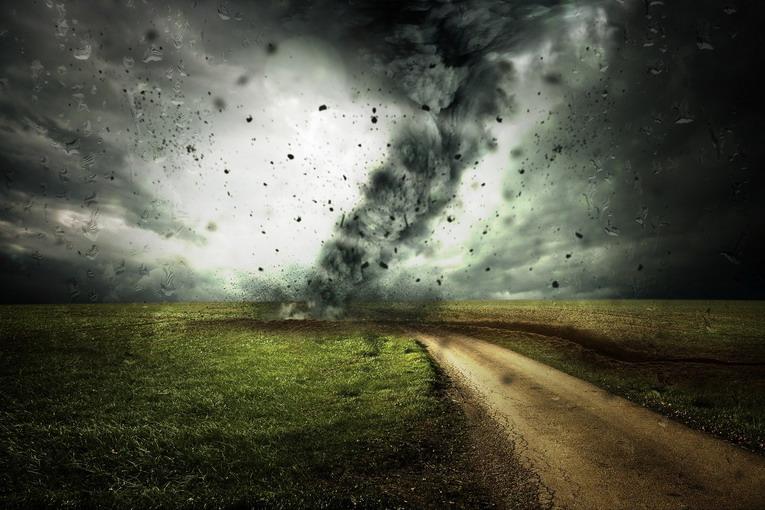 Cambiamenti climatici: bombe d'acqua perché sono pericolose