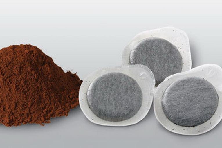 Cialde del caffè, di che materiale sono fatte