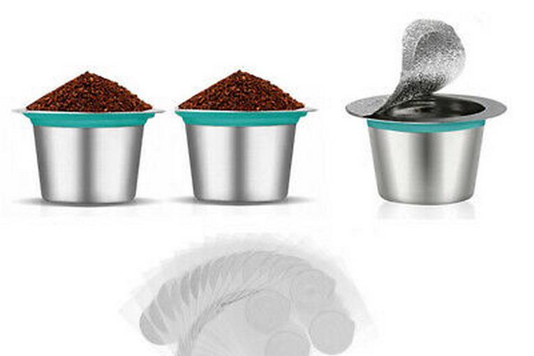 Cialde del caffè in alluminio, dove si gettano?