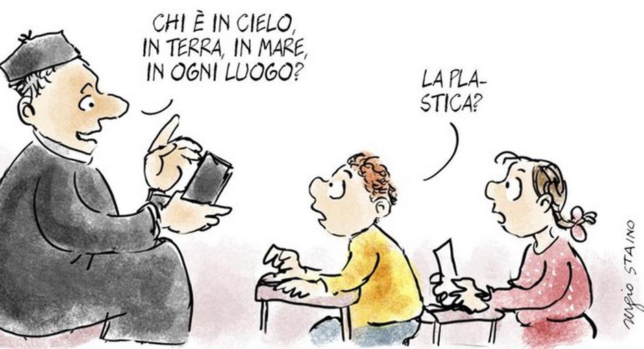 Humor biodegradabile arriva a Roma, la mostra a Euroma2 dal 7 febbraio