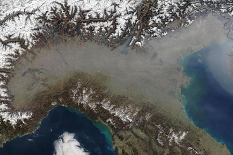 PM10, le polveri invisibili che inquinano le città
