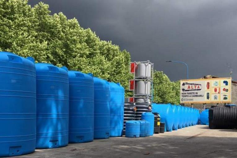 Cisterne acqua, come vanno installate?