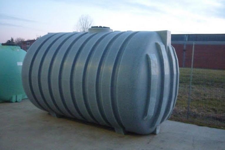 Cisterne acqua, un aiuto all'ambiente