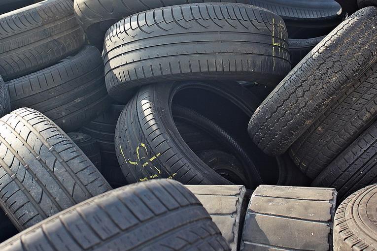 Gomme auto, dove si smaltiscono