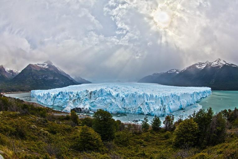 Scioglimento dei ghiacciai, tra le cause dell'erosione della costa
