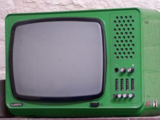 Televisore rotto
