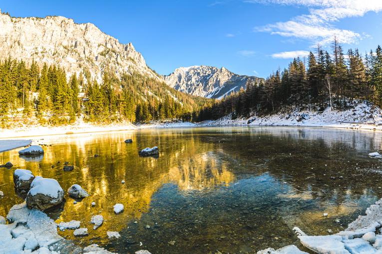 Laghi, quali sono i più puliti d'Italia