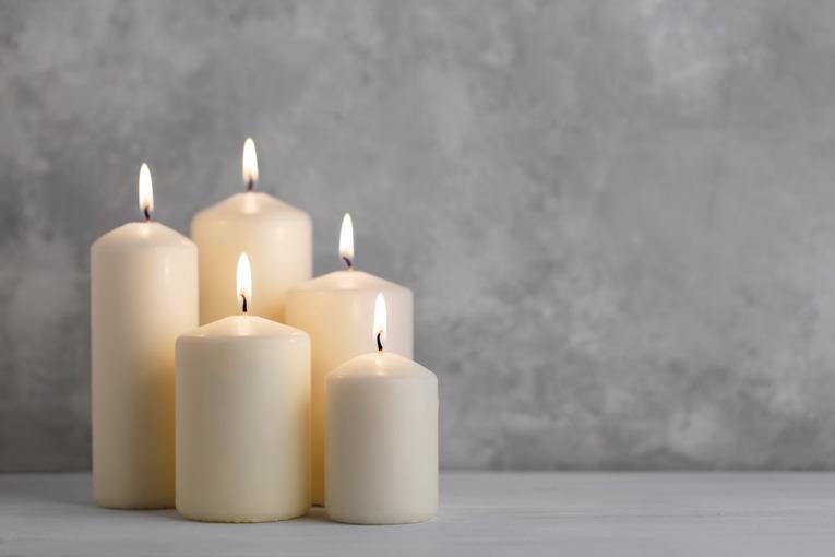 Riciclo creativo: candele fai da te