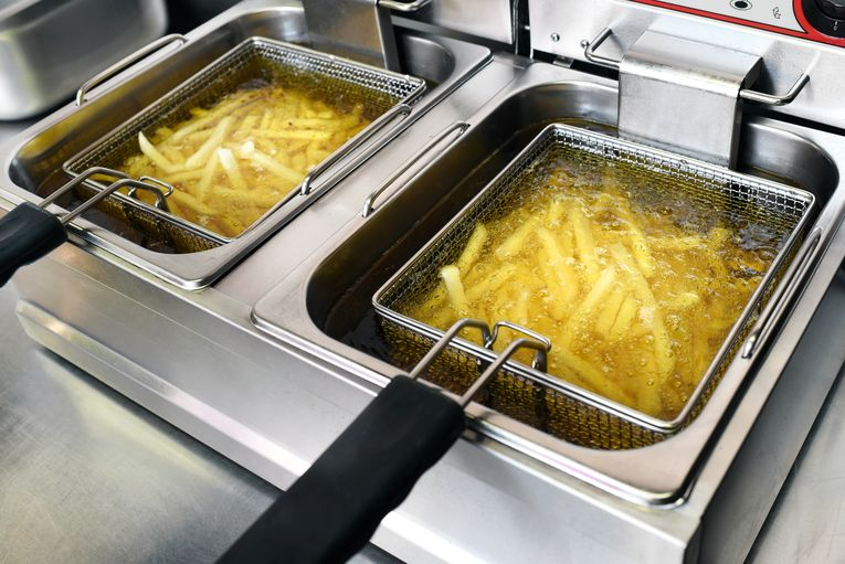 Olio della frittura come e dove smaltirlo