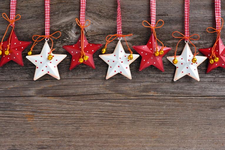 Riciclo, come creare decorazioni di Natale fai da te