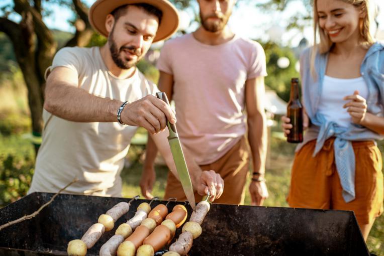 Cenere del barbecue , il suo riutilizzo in base a cosa abbiamo bruciato