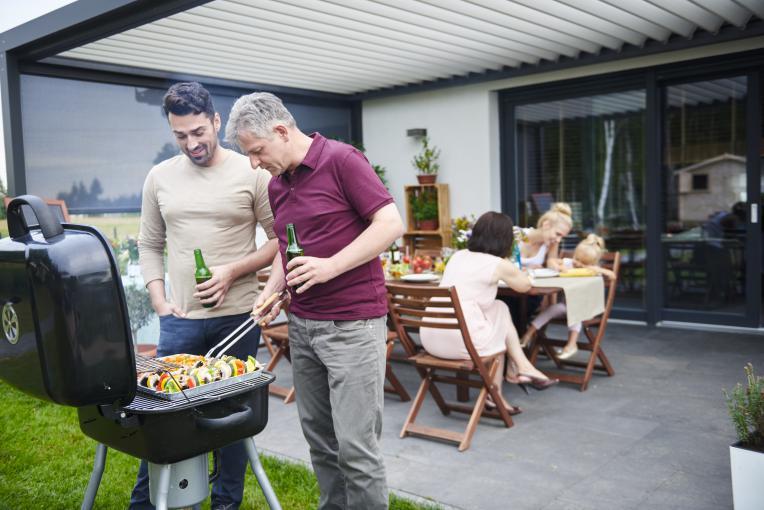 Cenere del barbecue, un metodo naturale per allontanare le lumache